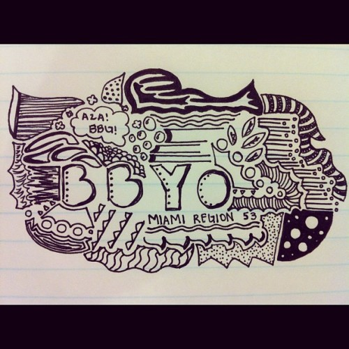 weallgetfucked:  #MIABBYO #BBYO #art #doodles #whatIdoduringmeetingslol