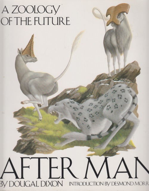 A Zoology of The Future After Man by Dougal Dixon