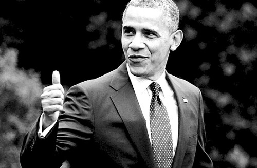 "President Obama writes to his supporters after his re-election!  ""I'm about to go speak to the crowd here in Chicago, but I wanted to thank you first. I want you to know that this wasn't fate, and it wasn't an accident. You made this happen. You organized yourselves block by block. You took ownership of this campaign five and ten dollars at a time. And when it wasn't easy, you pressed forward. I will spend the rest of my presidency honoring your support, and doing what I can to finish what we started. But I want you to take real pride, as I do, in how we got the chance in the first place. Today is the clearest proof yet that, against the odds, ordinary Americans can overcome powerful interests. There's a lot more work to do. But for right now: Thank you."" Barack"