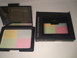 Review on: e.l.f. Tone Correcting Powder http://kreamiblush.blogspot.co.uk/2012/10/review-elf-tone-correcting-powder.html