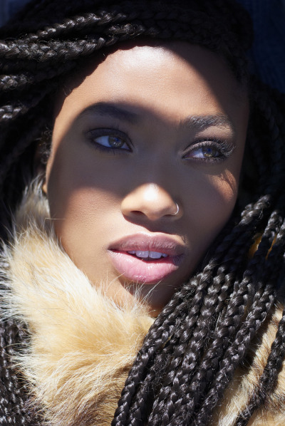 blackandkillingit:  natcaine:  sam fall 2012  Black Girls Killing It Shop BGKI NOW