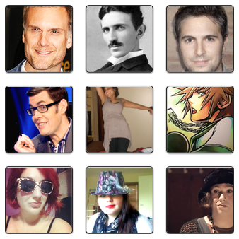 My Tumblr Crushes: darrenboyd (7%) itallwentbarmy (5%) ridesoneastparade (4%) brigwife (4%) rantsandravingsofashinykey (4%) shaestel (3%) reneeeeeeeeee (3%) muserinatardis (2%) havealovelybitofmuffin (2%) HEYYYYY SEXY LADIES.