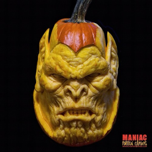 #skrull #avengers #marvel #comics #pumpkin #art
