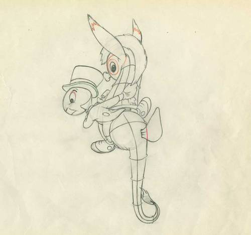 (via Exhibit: Berny Wolf 1911-2006 « AnimationResources.org – Serving the Online Animation Community)