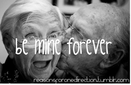 couplestogether:  Be Mine Forever