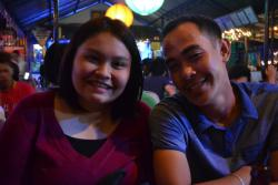 Best person to spend with my last night in Cotabato!