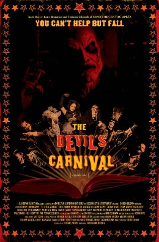 "I am watching The Devil's Carnival                   ""For the next episode of @Slasher_Cast""                                Check-in to               The Devil's Carnival on GetGlue.com"