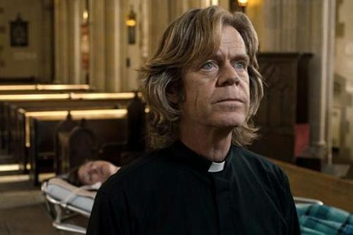 "clambistro:  I interviewed William H. Macy about life n stuff! The What I Know About Women/Men  column is a little odd in that there's no editorialising or prose; it's a straight ""oral history"" type interview. But of course the key is being able to converse at such a level that you end up getting the goods! This was my first crack at What I Know…, and ""Bill"" was ace. Here it is:  * * *  William H. Macy Actor, married, 62 Neither my dad nor my mother were religious, but my grandmother was extremely religious; there was a lot of pressure on my dad, and on me as a kid, when my grandmother was alive. So I was confirmed, and went to Sunday school, all of that stuff. I was raised Lutheran. The guy teaching Sunday school, who was a certified idiot, drew a circle on the board and said, ""This is the earth."" Then he drew another circle, and said, ""This is purgatory."" ""And this is heaven."" And he walked away and I said, ""What's on the other side?"" And he said, ""God."" And I said, ""No, beyond that."" And he said, ""God."" And I said, ""Is there nothing beyond God? Is there space?"" – and he threw me out of class. And I went home and my father said, ""Did you sass the Sunday school teacher?"" I said, ""I didn't, I didn't!"" And he said, ""Tell me exactly what happened."" So I told my dad the story and he looked at me for a while and said, ""You don't have to ever go back there again."" I think I was closer to my dad than my mother. My dad was about the most moral guy I've ever met, and if there was another one, it might be my grandfather; he was a Quaker, an absolutely straight-up-and-down guy. And he was kind. My dad was the most honest guy I've ever known, and really moral, but he had been pressured by my grandmother to become a minister – and indeed, he went to Princeton [Theological Seminary] for two years, but finally couldn't do it. This is something I discovered early on: if you love the way your parents raised you, then don't do anything – everything will be fine. But if you don't like the way your parents raised you, you'd better make a plan. Because the second you have a child, you open your mouth – and your mother speaks out of your mouth! It's her voice, her tone – it's the exact words she used. And you shut your mouth, and you have horror, because you've been possessed. She's in there; every time you open your mouth, she talks. My wife [actress Felicity Huffman] is a great mom, and not naturally. She learnt it, and she really schooled herself on raising children, and educated herself. And I, by extension, got some of that. We're talking about writing a children's film. Our household is, to a large extent, ""You know what would make a good movie?"" We do that a lot. And now my daughters [Sofia, 12, and Georgia, 10] do it, too: ""What if …"" It's fine with me if they want to get into acting or writing; I'll do everything I can to help them. I've got no problem with nepotism. I don't understand actors who say, ""I would never let my child do it."" I mean, it's been great! I love my life! And I can help them; I can make sure they get seen, and if they've got any talent for it, it's a good way to make a living. I sure like doing TV; maybe I'll have had my fill in eight years, but I really like it. I really like to act, and I get to act almost every day. Best people in my business – I mean, they may be full of shit, but they're never boring. I'm the luckiest palooka, because I married really well. We're lucky. We grew up in the theatre together, and we love acting, and we actually talk about it a lot – it's dinner-table talk. We help each other, and we're gloriously uncompetitive. I wouldn't recommend everyone try this, but it's really good for us. We talk about religion a lot as a family – we've been to Protestant and Catholic churches, we've been to synagogue. My wife prays, and believes in God, and is rather spiritual. She talks to the girls; I talk to them, too. We just tell them what we think – that it's important everybody be free to think what they want, that we don't all have to agree. I sometimes marvel that guys don't work just a little bit harder. Women are so easily manipulated! They like shiny things – all you gotta do is pull out the chair, call them ""ma'am"". I mean, just do these little tiny things and you can lead them anywhere you want. I don't know why more men don't know that. That's it: stand up when she comes to the table – you're golden, you are golden."
