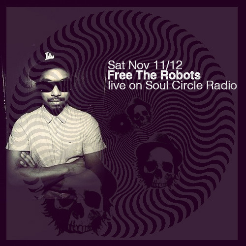 Live set this Saturday 1:30pm (PST) on  SOUL CIRCLE RADIO (Los Angeles)… stay tuned!