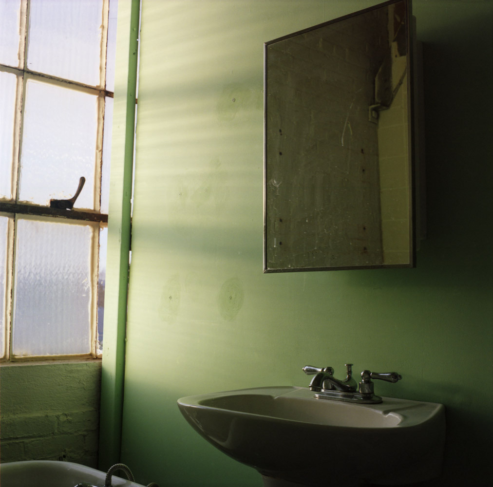 Blake's Bathroom, Kingston, NY, 2007