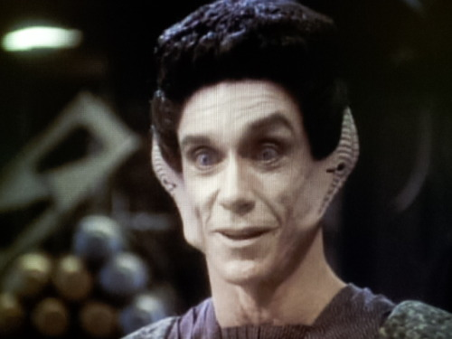 Remember when Iggy Pop was on Star Trek?