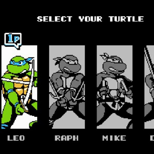 I miss playing this game with my cousin  #TeenageMutantNinjaTurtle #tmnt #Nintendo