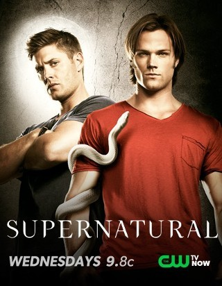 I am watching Supernatural                                                  4627 others are also watching                       Supernatural on GetGlue.com