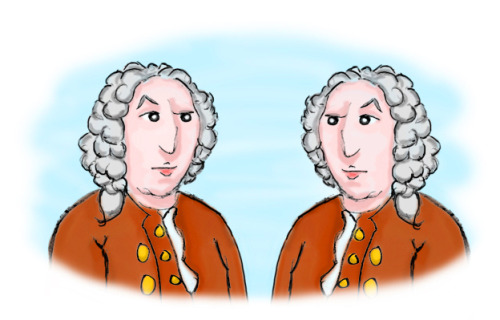 "Carl Linnaeus and his Autoscopic Double Carl Linnaeus is most famous for being the father of modern taxonomy. But as chronicled in his new book Hallucinations, Dr. Oliver Sacks describes how Linnaeus is notorious for something quite different - he saw himself in double.   Linnaeus suffered from migraine attacks, and according to neurologist Macdonald Critchley, when his headaches came on, he'd hallucinate. A second, phantom Carl Linnaeus would often appear — seen only by the first — and would float about, doing whatever Real Carl was doing. So Linnaeus would be in his garden, checking out a plant or plucking a flower, and he could see, at a respectful distance, the Other Carl stooping and plucking the same way at the same time. Linnaeus didn't fear his phantom; in fact he got used to it. As Critchley describes it, the phantom might sit in Linnaeus' seat at his library desk, and Real Linnaeus, would, presumably, ignore him. One time, Professor Linnaeus was lecturing at his university and decided to run down to his office to fetch a specimen to show the class, and Critchley says, he got to his office, ""He opened the door rapidly, intending to enter, but pulled up at once saying, 'Oh! I'm there already.' ""  Sacks describes this totally-not-made-up condition as something called autoscopy, and though it's obviously not common, there is quite a bit already known about autoscopic doubles. For example, autoscopic doubles are always mirror images, so one's right side is transposed onto the left side and vice versa. Sacks also explains how ""the double is a purely visual phenomenon, with no identity or intentionality of its own. It has no desires and takes no initiatives; it is passive and neutral."" Autoscopic doubles are also accompanied by unpleasant symptoms like migraines, epilepsy, post-traumatic disorders, and other brain issues. But man, wouldn't it be fascinating to have a double for just a day or two?"