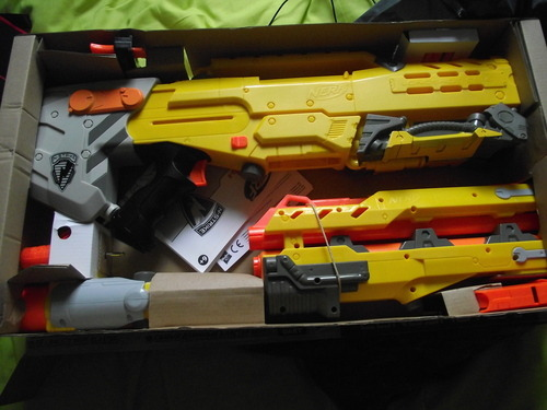 Armoury Report 8th November 2012 Diaries Of A Nerf Armourer