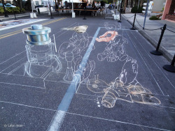 3D Street Art by Leon Keer | Posted by devidsketchbook.com