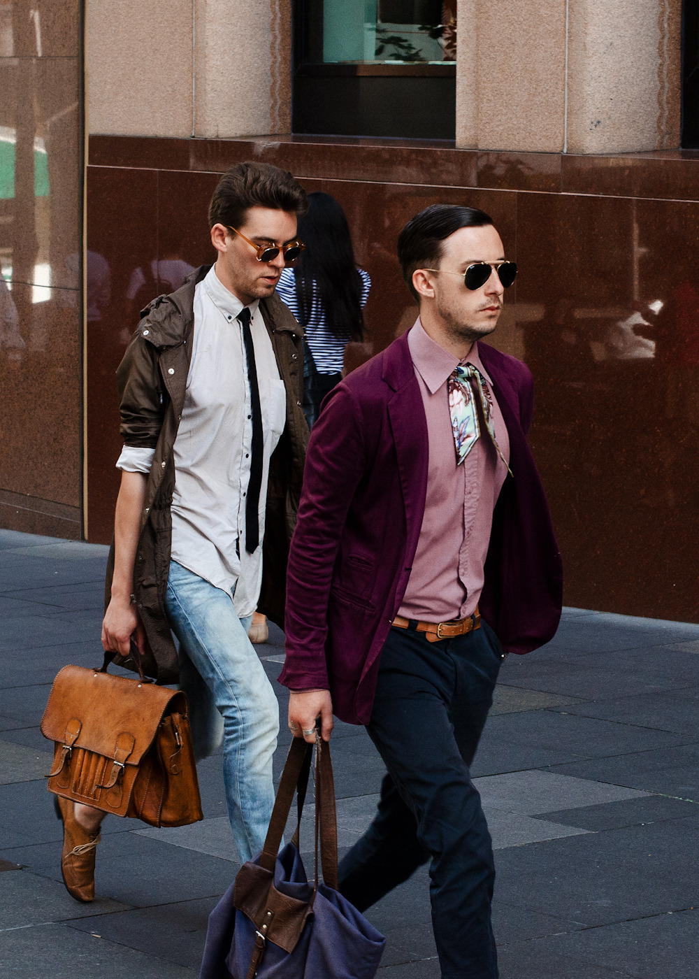 #menswear Similar look: ASOS Slim Fit Blazer in Velvet.