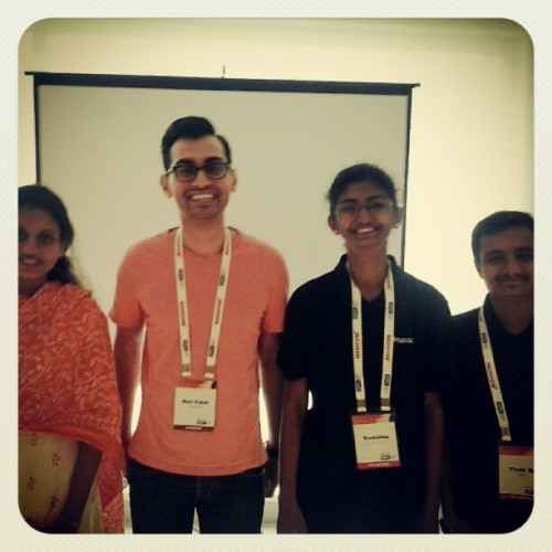 My Team with Neil Patel at NASSCOM Product Conclave.. #NASSCOMPC @neiluu (at Vivanta By Taj, Yeshwanthpur)