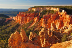 Paria View @ Bryce Canyon