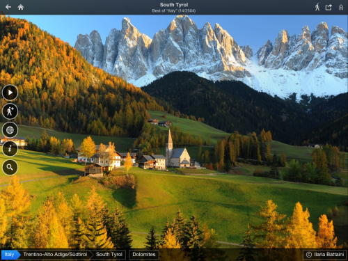 Fotopedia Italy - Panorama of South Tyrol