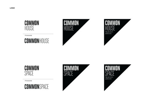 Common House Branding More on my behance page here.