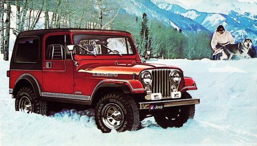 1983 Jeep CJ-7 Laredo by aldenjewell on Flickr.1983 Jeep CJ-7 Laredo