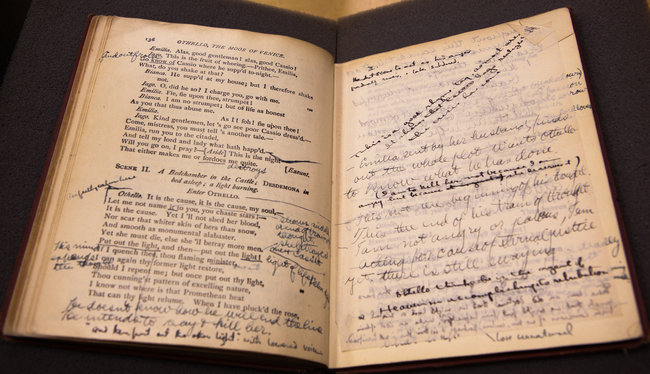 "Harvard hosts a conference on the art, history, and technology of note-taking:  The far-flung things that go on in scholars' heads when they think about notes became clear at the daylong gathering. Presentations touched on talking points scribbled on Sarah Palin's hand during a speech, fliers stapled to telephone poles and Twitter posts about the conference itself that were read from the stage all day (the event was live-streamed), many of which expressed anxieties about listeners' own note-taking abilities. But the conference was more than a celebration of quirky marginalia and academic navel-gazing. The study of notes — whether pasted into commonplace books, inscribed on index cards or scribbled in textbooks — is part of a broader scholarly investigation into the history of reading, a field that has gained ground as the rise of digital technology has made the encounter between book and reader seem more fragile and ghostly than ever. ""The note is the record a historian has of past reading,"" said Ann Blair, a professor of history at Harvard and one of the conference organizers. ""What is reading, after all? Even if you look introspectively, it's hard to really know what you're taking away at any given time. But notes give us hope of getting close to an intellectual process."" New York Times: ""Note-Taking's Past, Deciphered Today""  Photo by Charlie Mahoney"