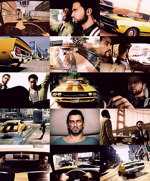 Driver : San Francisco (Ubisoft, September 2011)