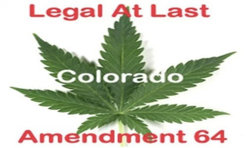 Just in case you haven't heard, the State of Colorado has legalized Marijuana. Click the pic for all the details.