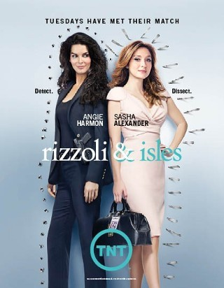 I am watching Rizzoli & Isles                                                  66 others are also watching                       Rizzoli & Isles on GetGlue.com