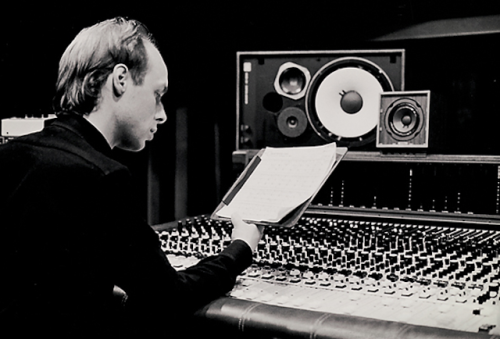 Brian Eno Interviewed on KPFA's Ode to Gravity, 1980 Topics discussed: the artist Peter Schmidt; looping; Oblique Strategies; Process vs. Product; My Life In The Bush of Ghosts; the history of the recording studio as a compositional tool; Elvis; Lee Perry; Steve Reich. Via UbuWeb.
