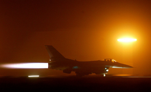 Iraq is threatening to cancel orders for US F-16 fighter jets following complaints that the jets contain Israeli-made recording devices:  The Committee in particular and the Parliament in general refuse the existence of this Israeli device in the F-16 aircraft, and if it is not removed, we will seek to cancel the contract and replace the aircraft with others from different sources.  Meanwhile, Iraq has of late increasingly turned to Russia as a major arms supplier.