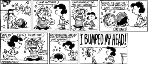 March 12, 1967 — see The Complete Peanuts 1967-1970