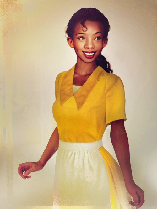 Tiana from The Princess and the Frog (source)