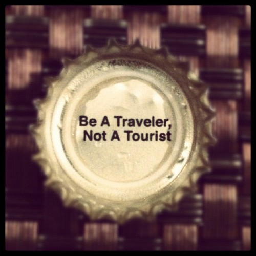 My favorite bottle cap #motto #CisforCrisCo