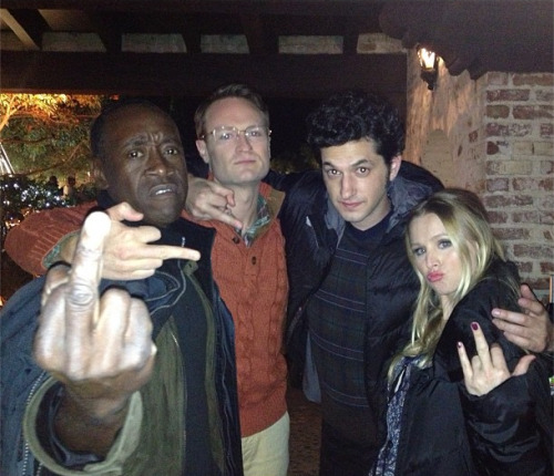 WE ARE BACK MOTHERFUCKERS!!! House of Lies is officially back in production. Season two premieres January 13th at 10PM on Showtime.