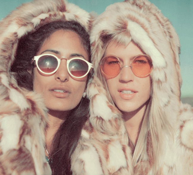 Shay and I for Spirithoods