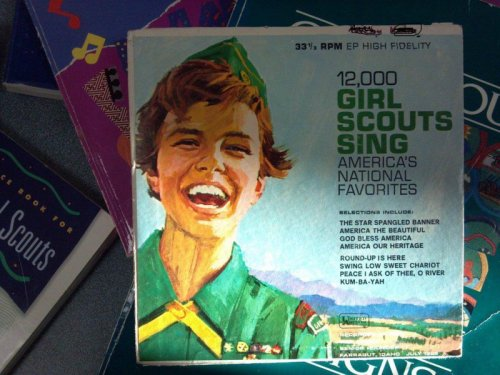 Justin Bieber May Have Been a Girl Scout in the 60's And I said baby, baby, baby oh! I thought you'd always buy my cookies.