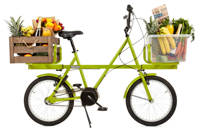 Donky Bike, An Urban Cargo Bicycle