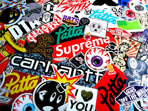vans stickers on TumblrObey Logo Wallpaper Swag