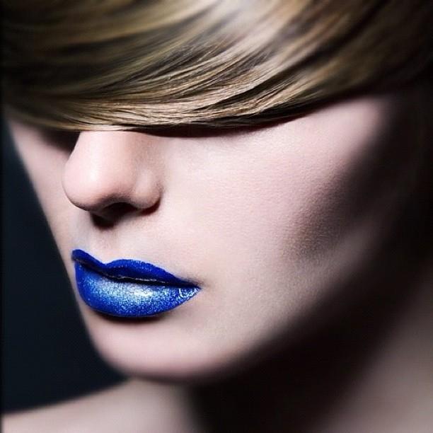 @aquage_academy #blue #beautybox #hair #makeup #aquage