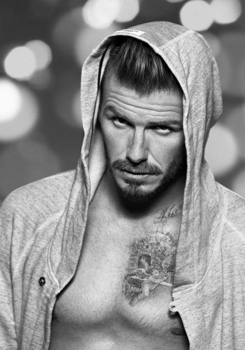 imwithkanye:  Check out David Beckham's holiday ad.
