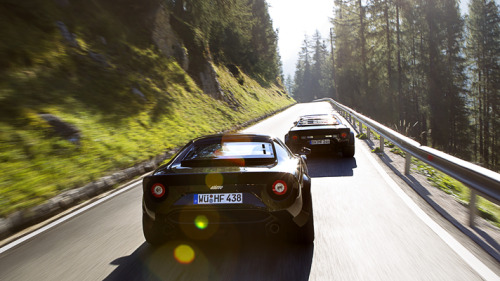topgear:  Top Gear pits the 1974 Lancia Stratos against the New Stratos. Gorgeous photography ensues.  Click for more.  Whoa when the fuck did a new Stratos get made I thought Lancia went out of business what