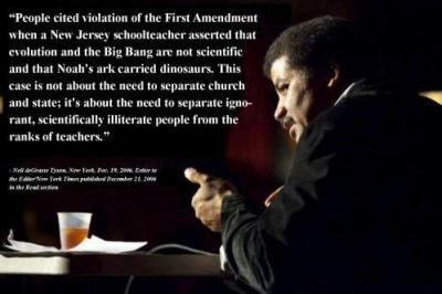 Neil DeGrasse Tyson on ignorance in education.