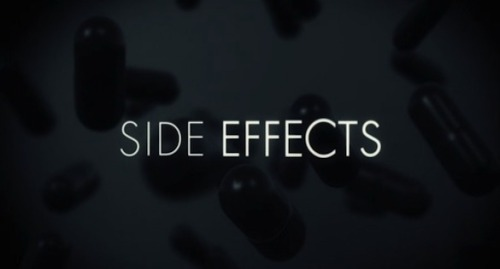 Side Effects: From brightly lit shots of happy times to a blue tinted haze of spiraling tragedy and mysterious collusion. | Read More