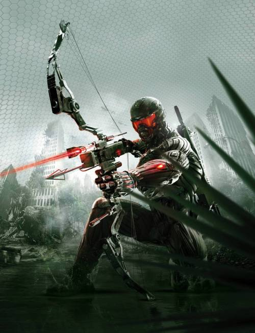gamefreaksnz:  Crysis 3: Hunter Edition detailed, new trailer  This latest Crysis 3 trailer showcases the game's Hunter multiplayer mode.