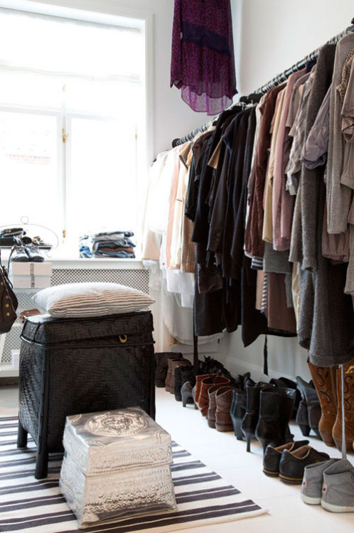 closet inspiration (via desire to inspire - Heidi Lundsgaard)