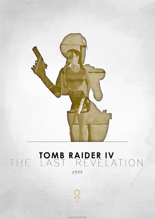 15 Years of Tomb Raider by ~LoiccoiL  The greatest game female alive, said Kanye! lmao