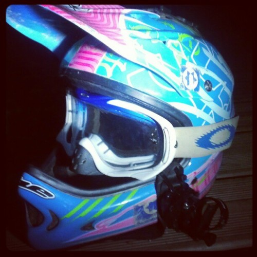 #the #mtb #mountainbike #helmet #extremesports #motox