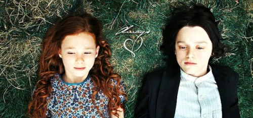 druggedupand-wast3d:  I wish someone loved me like Snape loves Lily.